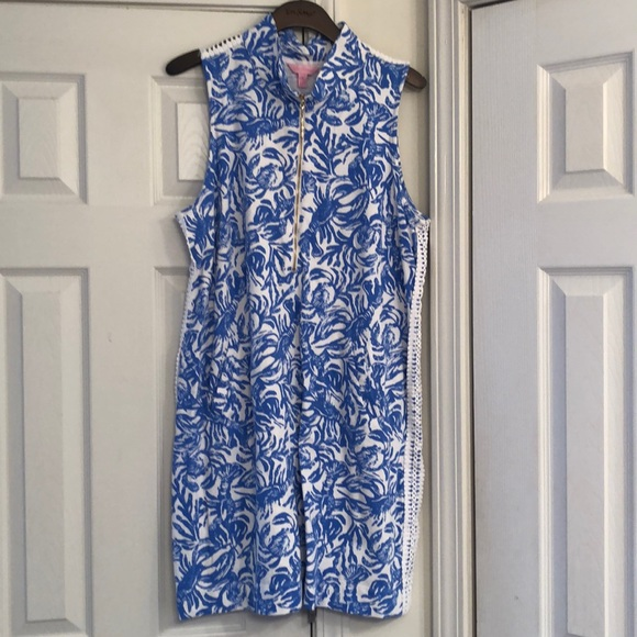 d5b3d72fe1845c Lilly Pulitzer Dresses   Skirts - EUC Lilly Pulitzer Skipper Sleeveless  Dress